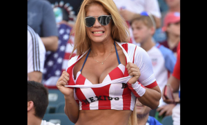 "What? FIFA wants to crack down on images of ""hot women"" fans in bid to…fight sexism?"