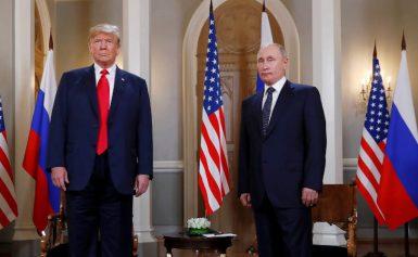 Live η ιστορική συνάντηση Πούτιν-Τραμπ στο Ελσίνκι