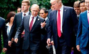 Συνάντηση Τραμπ-Πούτιν στις 16 Ιουλίου για τον έλεγχο των όπλων