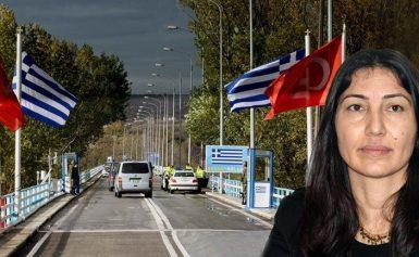 Τουρκάλα πρώην βουλευτής πέρασε παράνομα τα σύνορα στον Έβρο και ζήτησε άσυλο
