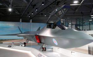 Πως το βρετανικό μαχητικό Tempest θα χρηματοδοτηθεί από την Ε.Ε