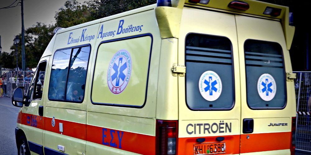 Σοκ στη Λάρισα: Άνδρας αυτοπυρπολήθηκε μέσα στο σπίτι του