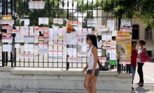 Θεσσαλονίκη: Είδος προς εξαφάνιση τα προς μίσθωση σε φοιτητές ακίνητα