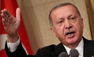 Ερντογάν: Πισώπλατη μαχαιριά οι ενέργειες των ΗΠΑ