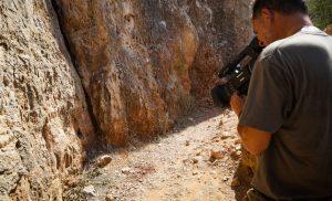 Προσαγωγή τριών υπόπτων για το περιστατικό στο Λόφο Φιλοπάππου