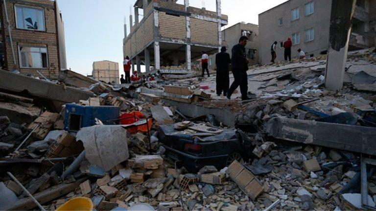 Σεισμός 5,9 Ρίχτερ στο Ιράν – Ένας νεκρός και δεκάδες τραυματίες