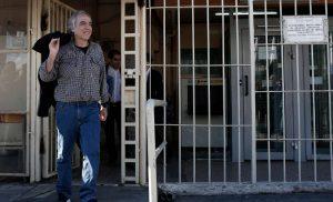 Η Εισαγγελία Βόλου εισηγείται να μην δοθεί άδεια στον Δημήτρη Κουφοντίνα