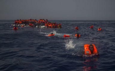 Εκατοντάδες μετανάστες διασώθηκαν στα ανοιχτά των ισπανικών ακτών