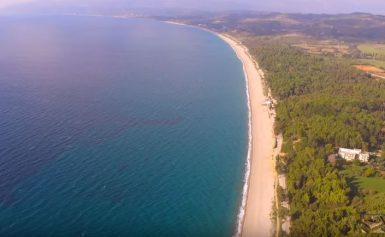H μεγαλύτερη παραλία με άμμο βρίσκεται στην Ελλάδα! Ξέρετε ποια είναι;
