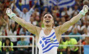 «Χρυσός» ο Πετρούνιας στους κρίκους στο Ευρωπαϊκό πρωτάθλημα γυμναστικής