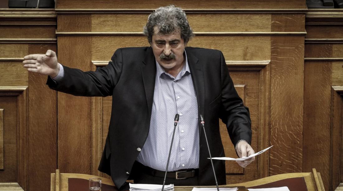 Πολάκης: «Η Εύβοια κάηκε για να μπουν οι ανεμογεννήτριες του πεθερού Γεραπετρίτη - Φύγετε τώρα είστε κακό»!