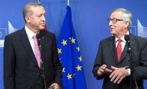 «Πισώπλατη μαχαιριά» της Ευρώπης σε Τραμπ – Μετά τη Γερμανία και η Γαλλία στο πλευρό του Ερντογάν