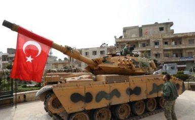 Η Τουρκία προσπαθεί να προσαρτήσει την κατεχόμενη Αφρίν στη Συρία