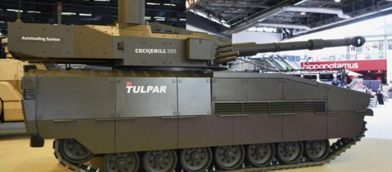 Και νέο τουρκικό άρμα μάχης: Ιδού ο μελλοντικός αντικαταστάτης των αρμάτων μάχης Μ48