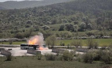 Ανατροπή λεωφορείου στη Βουλγαρία: Τουλάχιστον 15 νεκροί