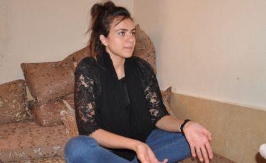 Σοκ για πρώην σκλάβα του ISIS! Η συνάντηση που της πάγωσε το αίμα