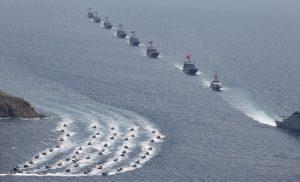 Τουρκική οργή για τη γαλλική ναυτική βάση στη Λάρνακα: Με επιδείξεις ειδικών δυνάμεων απειλούν τις κυπριακές γεωτρήσεις