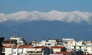 Κακοκαιρία: Στα λευκά οι κορυφές του Ολύμπου – Έπεσαν τα πρώτα χιόνια στη Φλώρινα