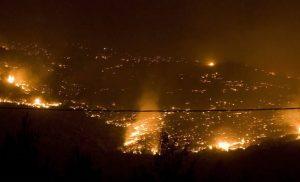 Φωτιά ΤΩΡΑ στην Αχαΐα: Σε εξέλιξη δύο πυρκαγιές σε Λιμνοχώρι και Καλλιθέα Πάτρας