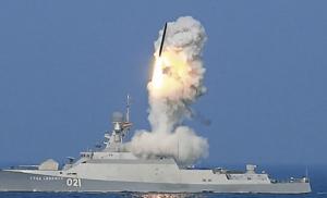 Αμερικανικό Πεντάγωνο: «O ρωσικός Στόλος ετοιμάζεται να ρίξει Kalibr στην Ιντλίμπ – Είμαστε σε συναγερμό»