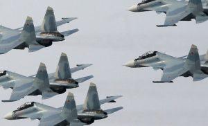 H ρωσική Αεροπορία για 2η ημέρα ισοπεδώνει τους ισλαμιστές – Ο συριακός Στρατός έχει λάβει θέσεις και περιμένει.