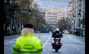 Ποιες κυκλοφοριακές ρυθμίσεις ισχύουν ως 9 Οκτωβρίου στη Λεωφόρο Ποσειδώνος