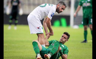 Παναθηναϊκός – Λεβαδειακός 3-0: Ασταμάτητοι οι «μικροί» του Δώνη