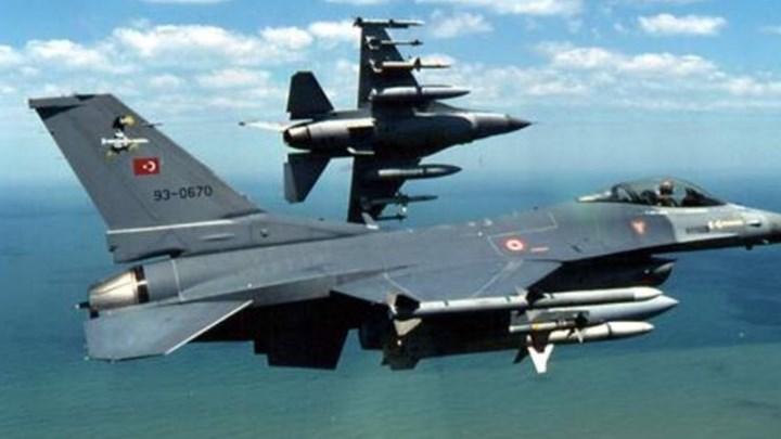 Εικονική αερομαχία στο Αιγαίο