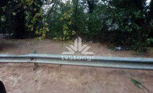 Κυκλώνας Ζορμπάς: Μετρούν τις πληγές τους Εύβοια και Φθιώτιδα – Αγνοούνται τρία άτομα