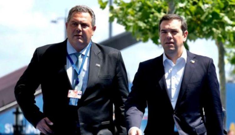 Πολιτικό «κυκλώνα» φέρνει το Σκοπιανό: Εξελίξεις στην Αθήνα μετά το Κυριακάτικο δημοψήφισμα στα Σκόπια
