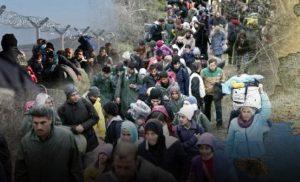 ΟΗΕ: 12.166 παράνομοι μετανάστες πέρασαν στην Ελλάδα από τον Έβρο από τις αρχές του χρόνου!