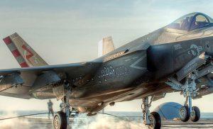 Οι ΗΠΑ έτοιμες να κτυπήσουν την Συρία: Προσγειώθηκαν F-35B στον Κόλπο – Η λίστα των στόχων στα χέρια Ν.Τραμπ (φωτό)