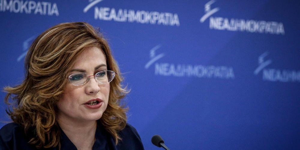 Σφοδρή επίθεση Σπυράκη σε Τσίπρα στο Ευρωκοινοβούλιο μετά τον διχαστικό λόγο το πρωθυπουργού