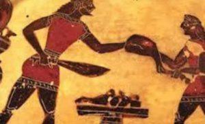 Δείτε τι ήταν ο Μέλανας Ζωμός, η κύρια τροφή των Σπαρτιατών πολεμιστών