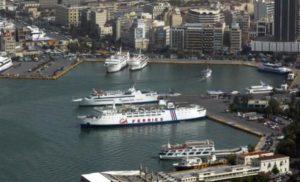 3ο στη Μεσόγειο το λιμάνι του Πειραιά