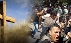Πρωτοφανής απαίτηση από ΜΚΟ στη Λέσβο: Κατεβάστε τον Σταυρό γιατί ενοχλούνται οι… «πρόσφυγες»!