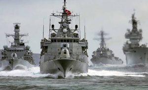 Συναγερμός στη Μεσόγειο: Τουρκικά πολεμικά πλοία έτοιμα για «μάχη»