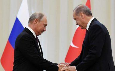 Δεν τα βρίσκουν Πούτιν-Ερντογάν για την Ιντλίμπ – Άκαρπη η σύνοδος στο Ιράν