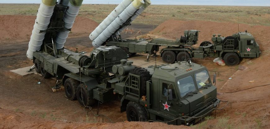 Israel and US warn Russia against providing Syria with S-300 missiles