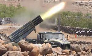 ΕΚΤΑΚΤΟ: Μπαράζ πυροβολικού του συριακού Στρατού στην Ιντλίμπ – Μετακινήσεις τουρκικών Μ60Τ