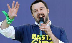 Σαρώνει στην Ιταλία η Λέγκα του Βορρά του Μ.Σαλβίνι: Αύξησε την δύναμή της κατά 80% με το «κλείδωμα» των συνόρων!