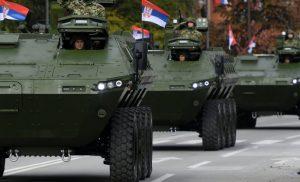 Η Σερβία έθεσε τις Ενοπλες Δυνάμεις σε πολεμική ετοιμότητα -Επεισόδιο με Κόσοβο (φωτό, βίντεο)