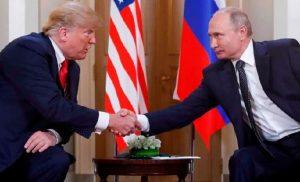 ΒΟΜΒΑ: Ρωσία – ΗΠΑ κανονίζουν νέα συνάντηση Πούτιν – Τραμπ