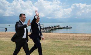 Για «Μακεδονική« γλώσσα και λαό αναφέρει τηλεοπτικό σποτ στα Σκόπια ενόψει του δημοψηφίσματος