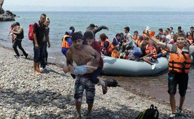 Αύξηση των προσφυγικών ροών τα τελευταία 24ωρα σε Λέσβο, Σάμο…