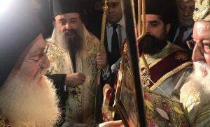 Η Αγία Ζώνη της Παναγίας στην Τρίπολη – Ο λαός της Αρκαδίας υποδέχθηκε το Ιερό κειμήλιο της Θεοτόκου
