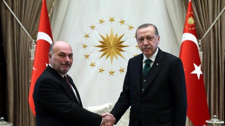 Όλα όσα είπε ο Έλληνας πρέσβης στο τουρκικό υπουργείο Εξωτερικών μετά τις προκλήσεις (βίντεο).