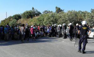 ΕΚΤΑΚΤΟ: Προσομοίωση ασύμμετρης επίθεσης και παρεμπόδισης της κίνησης του Ελληνικού Στρατού στον Έβρο από αλλοδαπούς