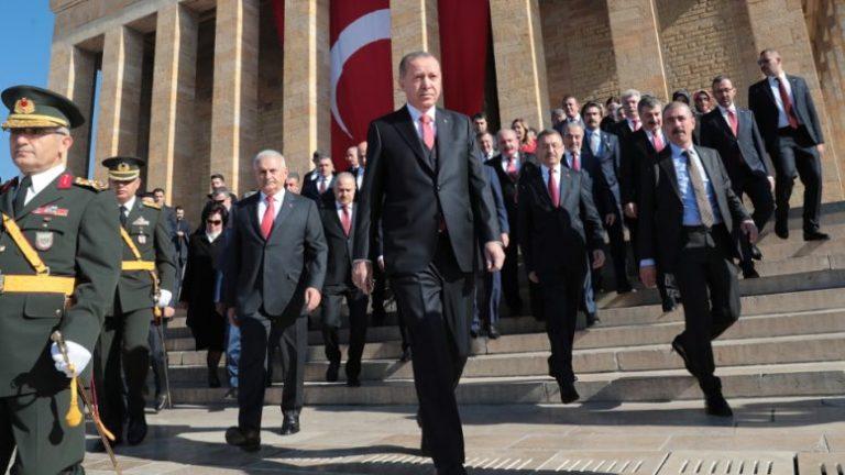 Σκίζει την συμφωνία με την Ρωσία ο Ταγίπ: Στήνει μαζική επίθεση στους Κούρδους της Βόρειας Συρίας
