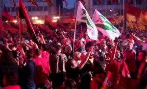 Διέγραψε επτά βουλευτές του το VMRO-DPMNE
